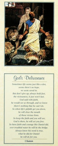 God's Deliverance (Yellow) by Shahidah
