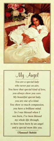 My Angel by Katherine Roundtree and Shahidah