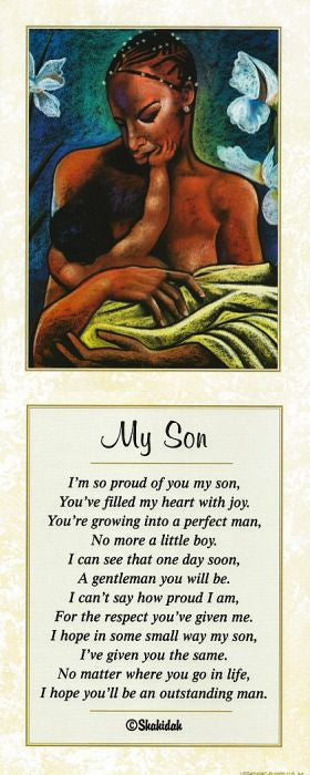 My Son by Shahidah and Alix Beajour