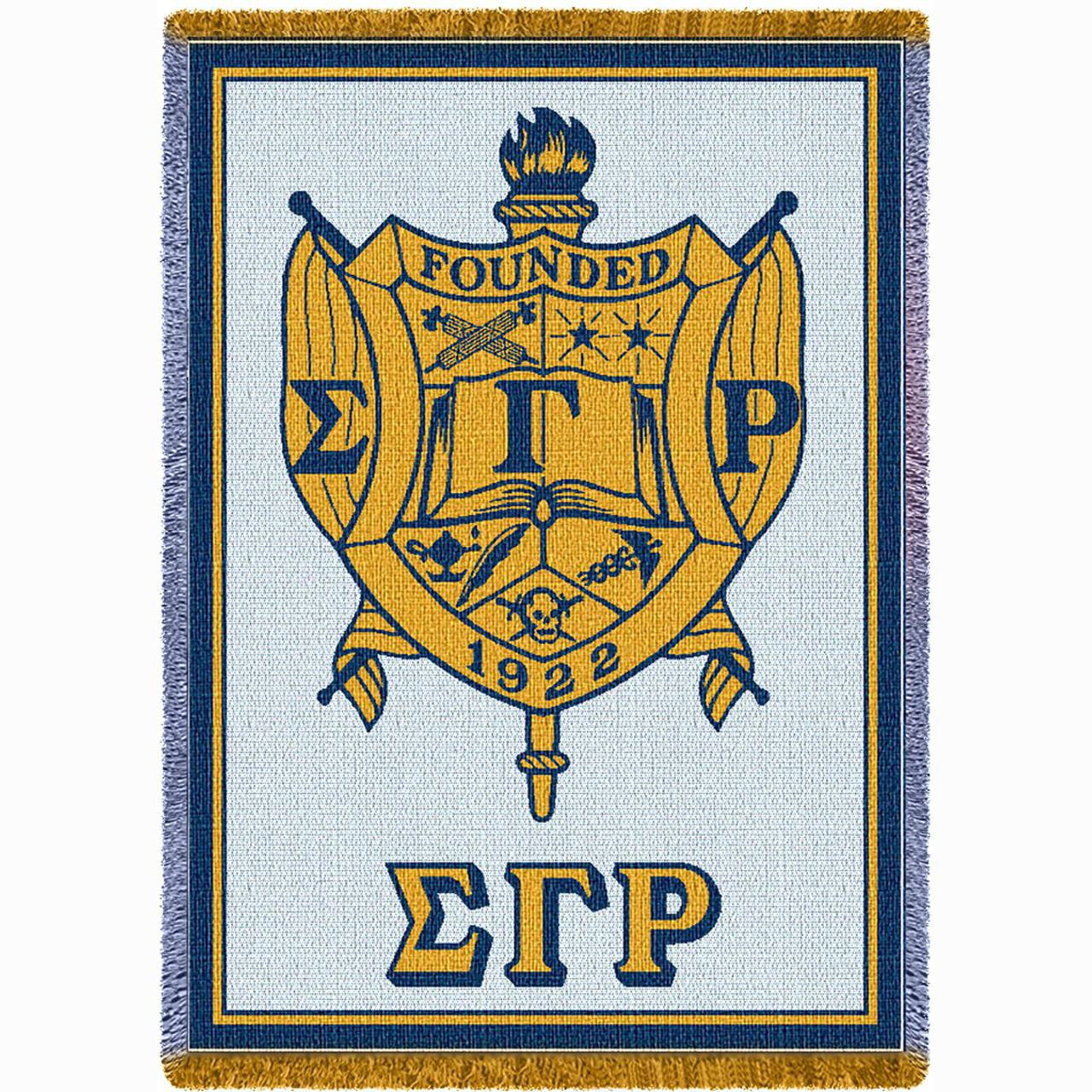 Sigma gamma rho tapestry throw by pure country weavers the black share biocorpaavc