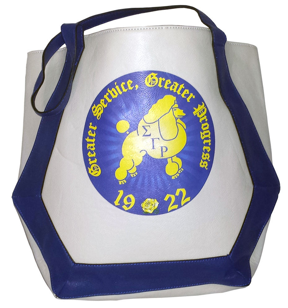 Sigma Gamma Rho Tote Bag by DWO