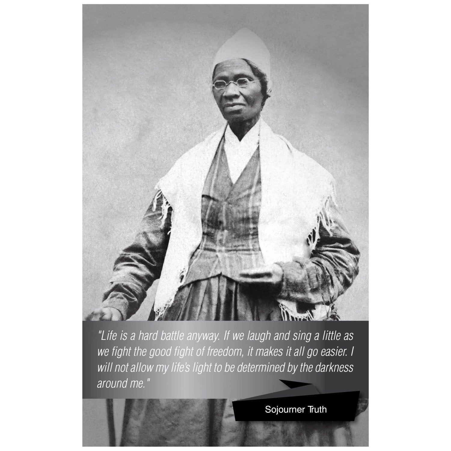 Sojourner Truth Poster by Sankofa Designs