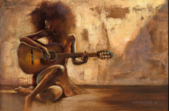 Solo by K.A. Williams II
