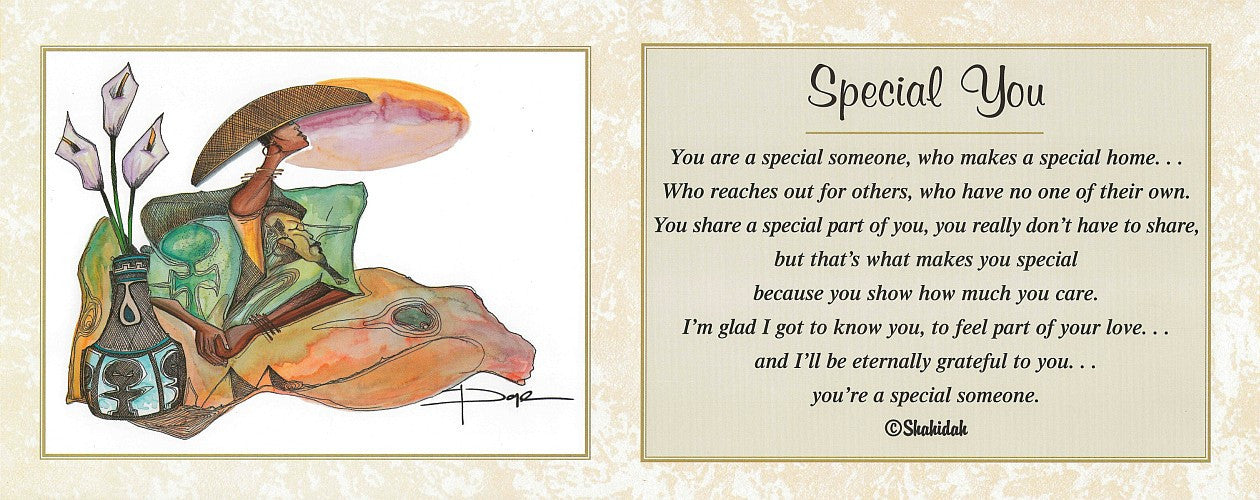 Special You by Doyle and Shahidah