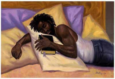 Spiritual Nap II by Sterling Brown
