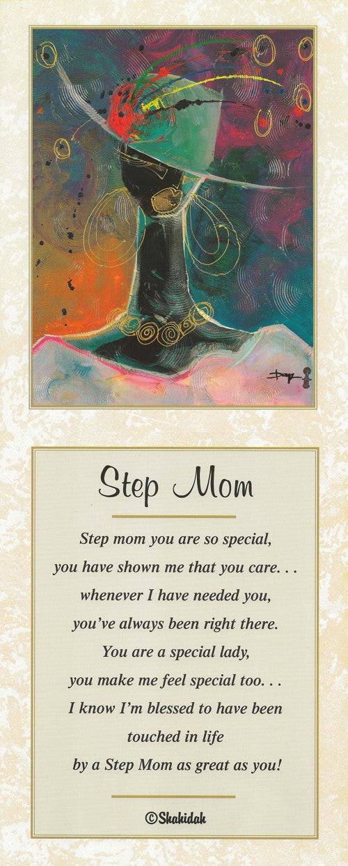 Step Mom by Doyle and Shahidah