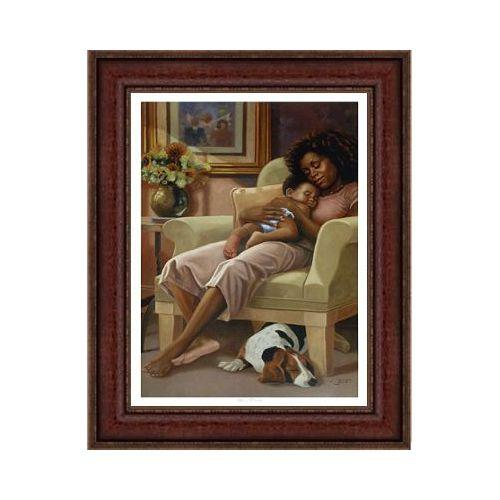 Sweet Dreams by Henry Battle (Brown Frame)