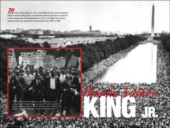 Martin Luther King: March on Washington by Techdirections