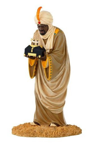 The Wiseman with Gold by Thomas Blackshear