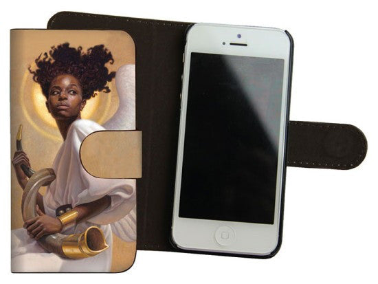 Sound The Alarm Iphone 5 Cover by Thomas Blackshear