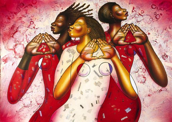 "The Pledge by Larry ""Poncho"" Brown"