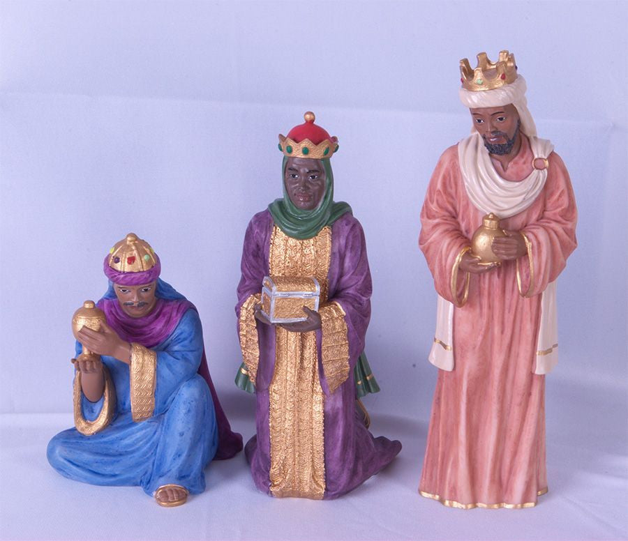 Three Kings: African American Nativity Scene