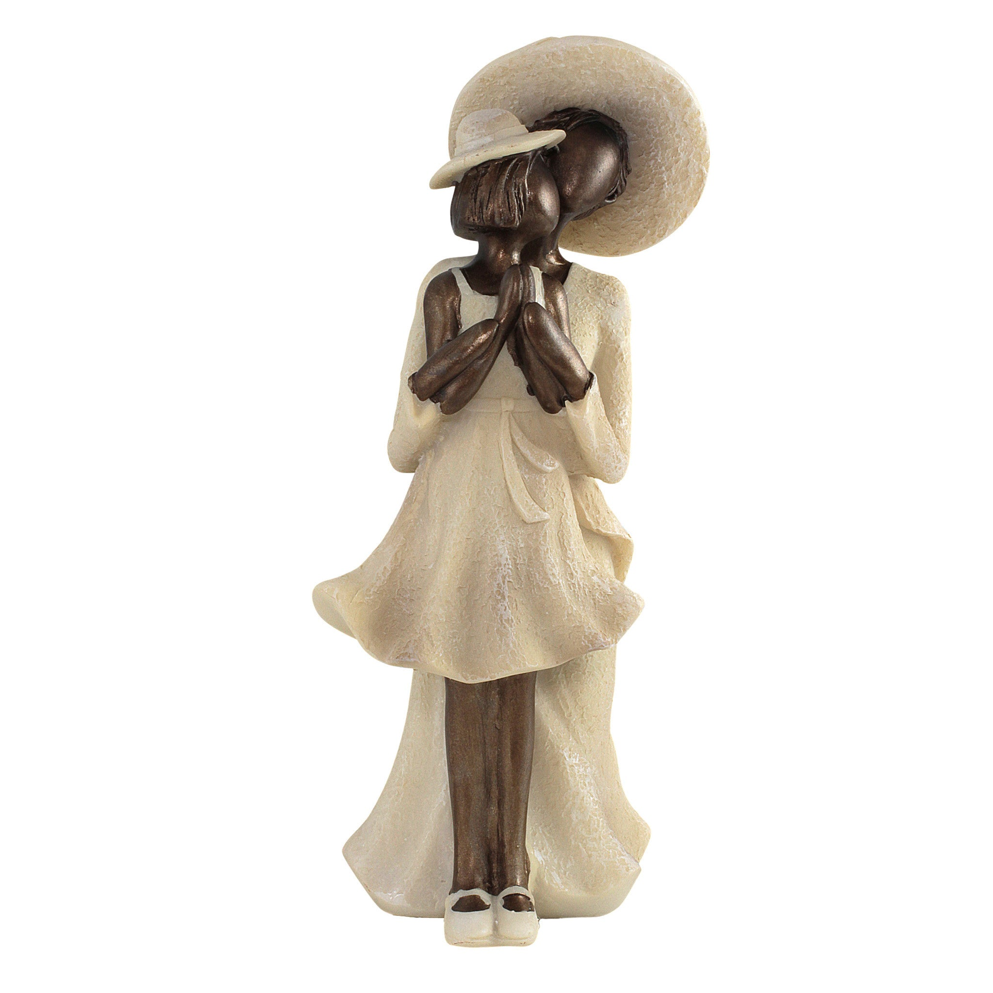 Train Up a Child Figurine: Virtuous Woman Collection by Unison Gifts