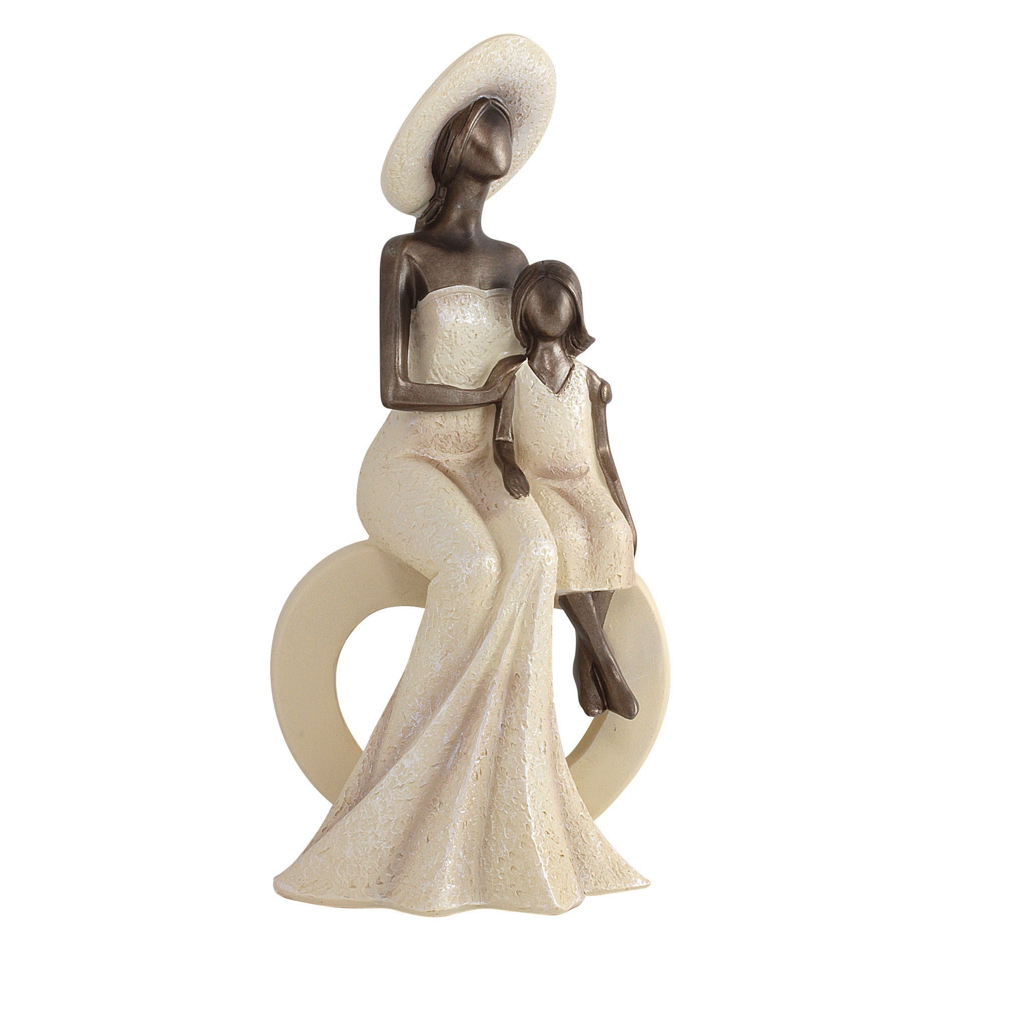 Train Up a Child III Figurine: Virtuous Woman Collection by Unison Gifts