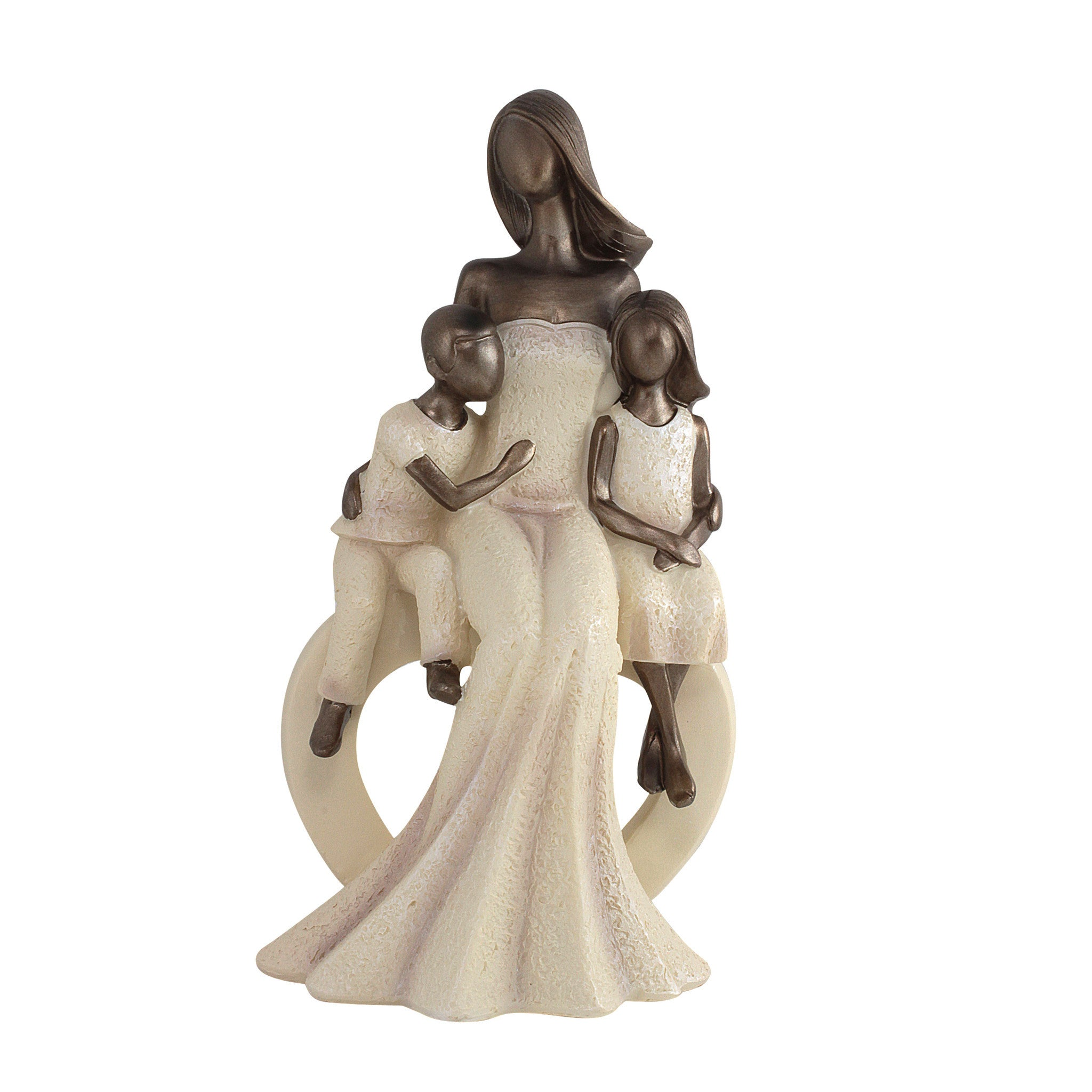 Train Up a Child IV Figurine: Virtuous Woman Collection by Unison Gifts