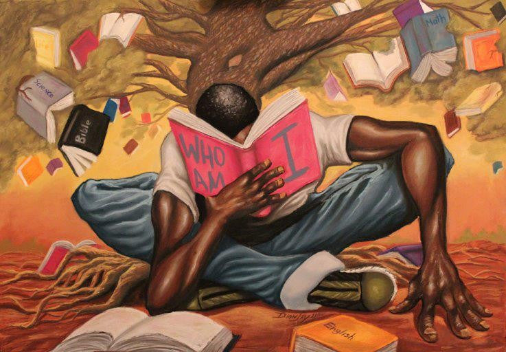 Tree of Knowledge by Dion Pollard