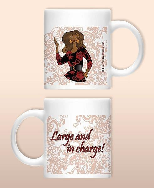 Large and in Charge Mug by United Treasures