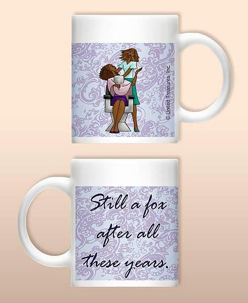 Still A Fox Mug by United Treasures
