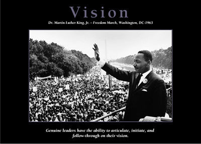 Vision: Dr. Martin Luther King by D'azi Productions