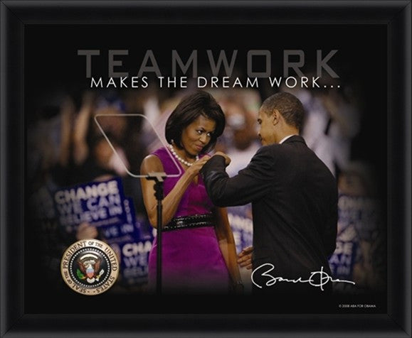 Teamwork Makes The Dream Work by Vottania