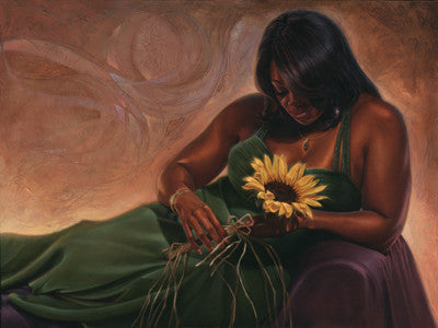 "Sunflower Dreams by Kevin ""WAK"" Williams"