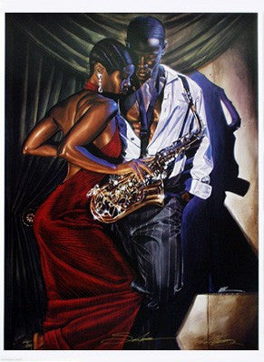 "Sax Appeal by Kevin ""WAK"" Williams"