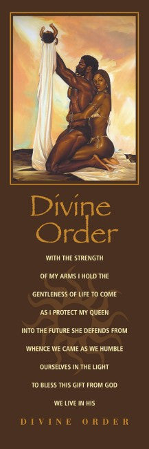 "Divine Order (Statement) by Kevin ""WAK"" Williams"