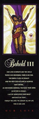 "Behold III (Statement) by Kevin ""WAK"" Williams"