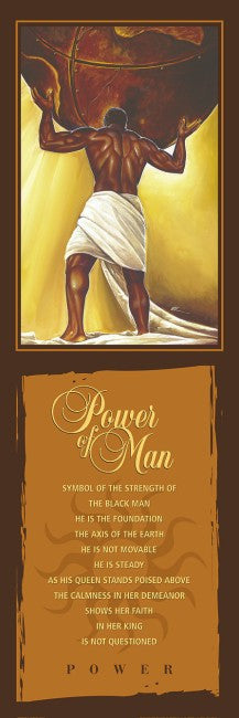 "Power of Men (Statement) by Kevin ""WAK"" Williams"