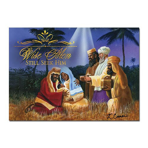 Wise  Men Still Seek Him: African American Christmas Cards
