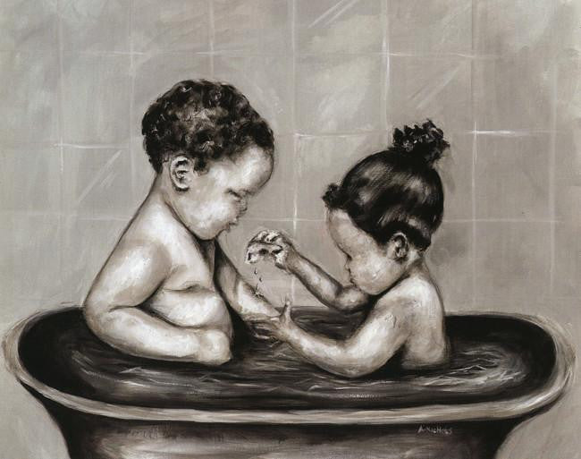 Fun in the Tub by Andrew Nichols