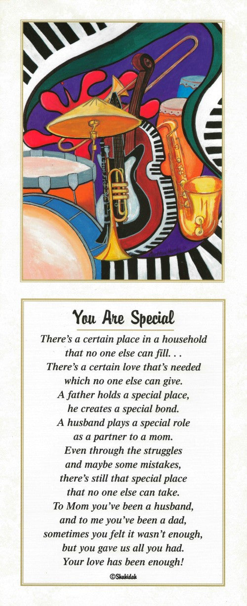 You Are Special by Carlton Hardy and Shahidah