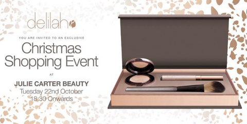 Delilah Cosmetics Make-Up Evening