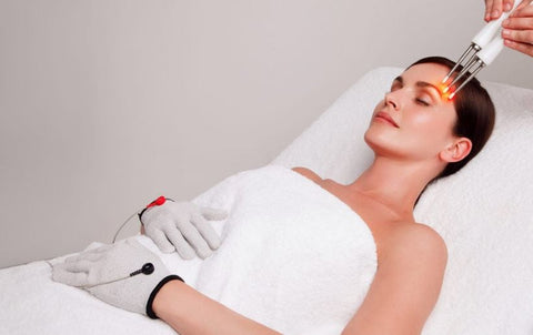 combine CACI Hand Rejuvenation with our signature CACI Non-Surgical Fac