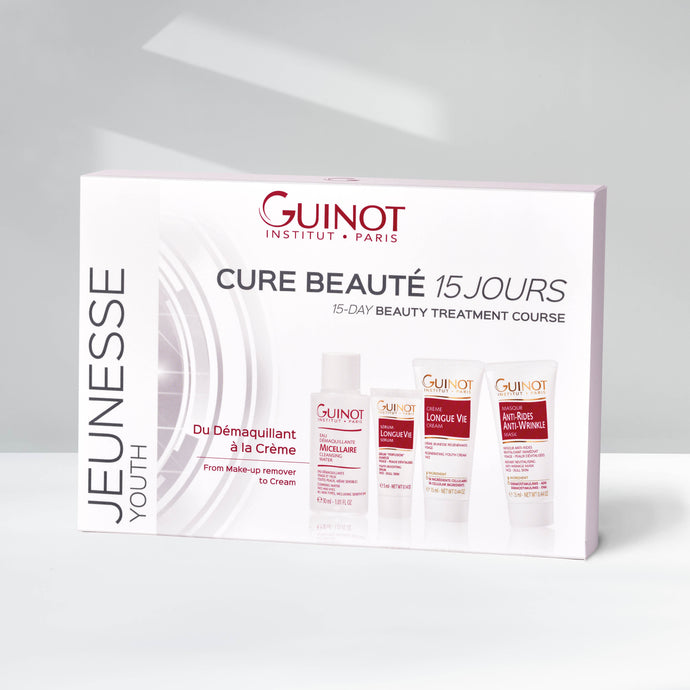 Cure Beauté Jeunesse - For Youth - 15 Day Beauty Treatment Course