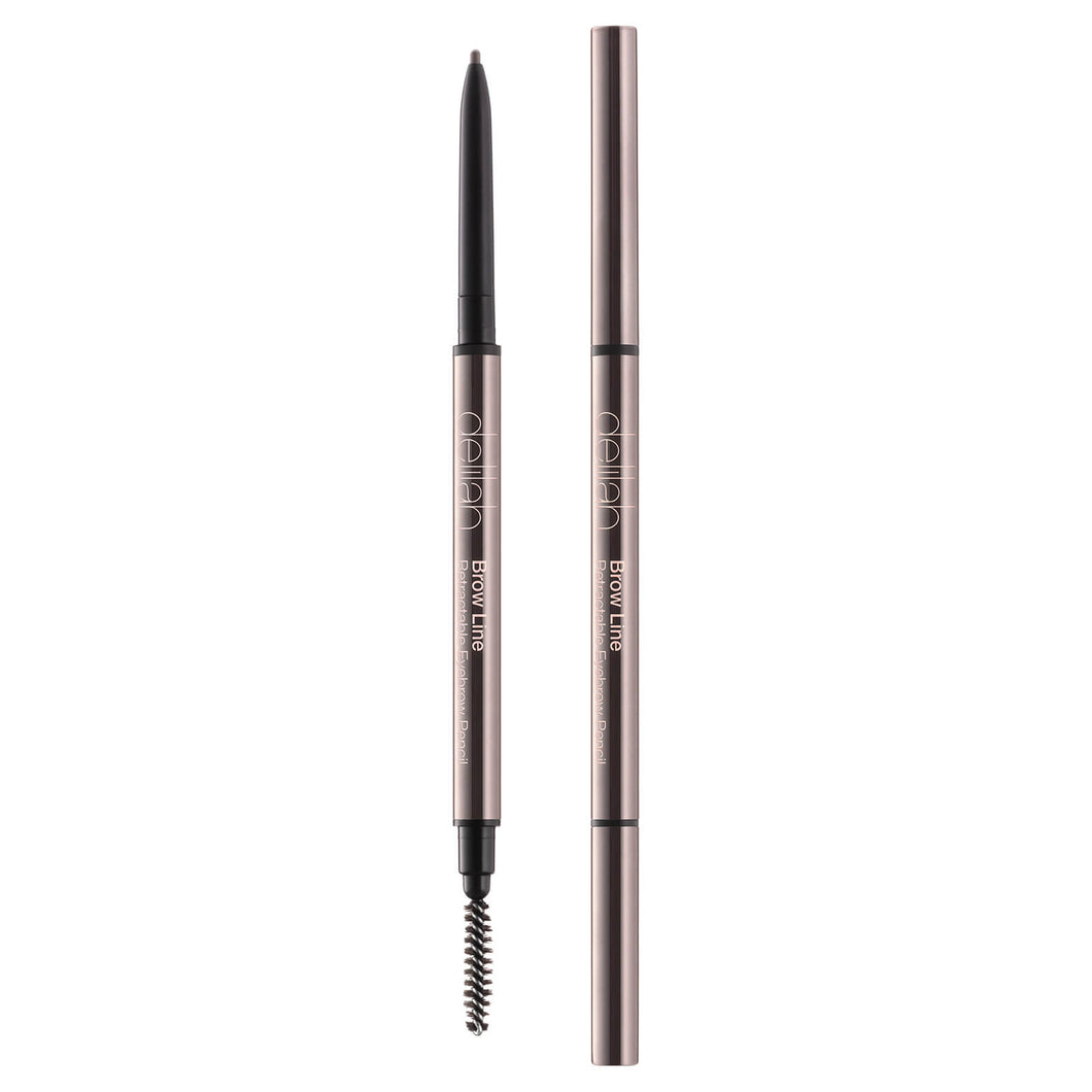delilah Retractable Eye Brow Pencil with Brush