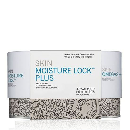 SKIN MOISTURE LOCK™ PLUS - 120 Softgels