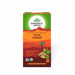 Tulsi Ginger 25 Tea Bags