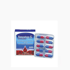 AMYSTOP-G CAPSULE (1 STRIP OF 10 CAPSULES)