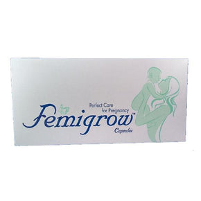 Femigrow Capsule (3 Strip of 10 Capsules)