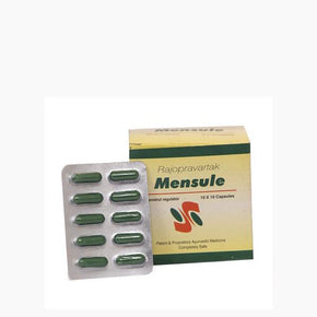 Mensule Capsule (1 Strip of 10 Capsules)