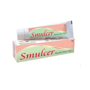 Smulcer Mouth Ulcer Gel (10 gm)