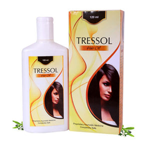 Tressol Hair Oil – Anti Hair Fall - 120 ML