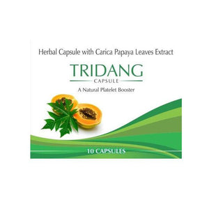 Tridang Capsule (1 Strip of 10 Capsules)