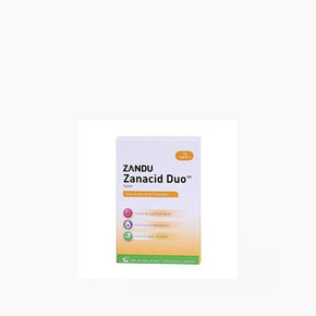 ZANACID DUO (10 TABLETS)