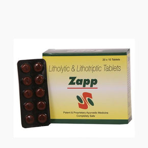ZAPP TABLET (1 STRIP OF 10 TABLETS)