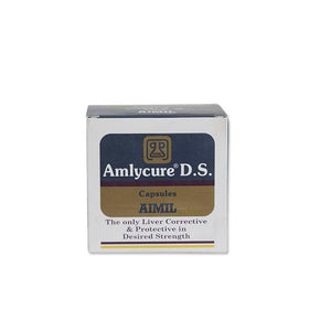 AMLYCURE D.S. CAPSULES (1 STRIP OF 20 CAPSULES)