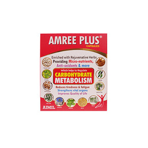 Amree Plus Capsules (20 Capsules)