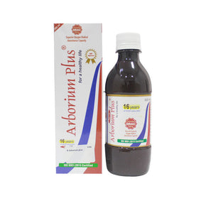ARBORIUM PLUS SYRUP - 300 ml