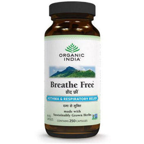 Breathe Free Capsules (250caps)
